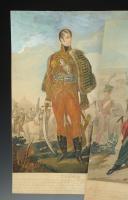 Photo 2 : AUBRY et MARTINET, 2 gravures couleurs, Début XIXème siècle.