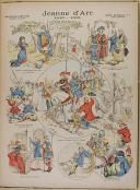 """Photo 3 : PELLERIN - """" Gloires Nationales """" - Série supérieure aux Armes d'Épinal - Imagerie d'Épinal fondée en 1796 -"""