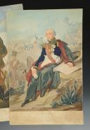 Photo 3 : AUBRY et MARTINET, 2 gravures couleurs, Début XIXème siècle.