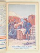 Photo 3 : Calendrier du soldat français – octobre 1933 – avril 1935