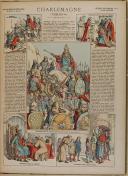 """Photo 4 : PELLERIN - """" Gloires Nationales """" - Série supérieure aux Armes d'Épinal - Imagerie d'Épinal fondée en 1796 -"""