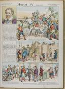 """PELLERIN - """" Gloires Nationales """" - Série supérieure aux Armes d'Épinal - Imagerie d'Épinal fondée en 1796 -  (6)"""