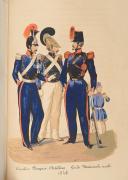 ÉLIE (Alboize et Charles). FASTES DES GARDES NATIONALES DE FRANCE  (6)