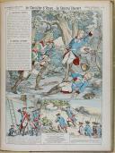 """Photo 7 : PELLERIN - """" Gloires Nationales """" - Série supérieure aux Armes d'Épinal - Imagerie d'Épinal fondée en 1796 -"""