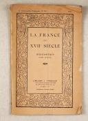 La France au XVII (1)