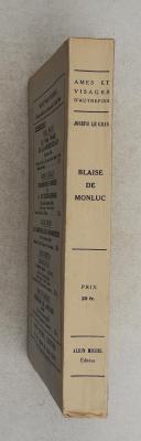 LE GRAS. Blaise de Monluc.   (2)