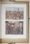 Photo 3 : Croquis de guerre de Nicolas Flameng