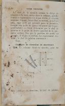 """Photo 3 : DUQUESNE & BAUDOIN - Lot de 2 livres - """" règlement sur les exercices et les manœuvres de l'infanterie """" - Juin 1888 et """" Manuel de Tir à courte portée"""" - Paris"""