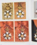 Photo 3 : FRANCE KNIGHTHOOD – CHIVALRY ORDERS AND MEDALS BOOK.