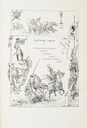 CHOPPIN (Capitaine Henri). LA CAVALERIE FRANÇAISE. Paris, Garnier, 1893, in-8, cart. édit. tr. dor. (6)