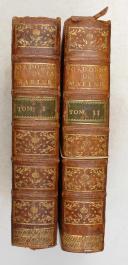 Photo 1 : VALIN. (René-Josué). Nouveau commentaire sur l'ordonnance de la marine du mois d'août1681.