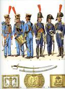 ROUSSELOT LUCIEN : MARINS DE LA GARDE 1803 -1815 (II).