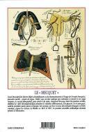 HECQUET (Félix) : TRAÇÉ DESCRIPTIF DE DIVERS OBJETS D'HABILLEMENT et du Harnachement à l'Usage de l'Armée Française 1828. (2)