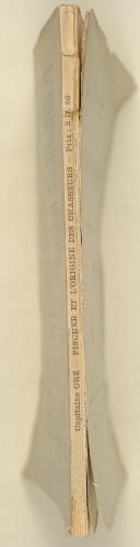 Photo 2 : ORE (Capt.). Fischer et l'origine des Chasseurs.