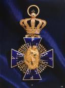 ORDEN 1700-2000, Tome 1 : Anhalt, Baden, Bayern, Brandenburg, Braunschweig, Frankfurt, Hannover, Hessen-Darmstadt, Hessen-Kassel, Hohenlohe. (4)
