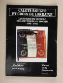 Photo 1 : ODDO (Paul) et WILLING (Paul) – Calots rouges et croix de Lorraine