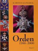 ORDEN 1700-2000. Tome II. (1)