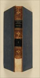 FLEURY DE CHABOULON. Mémoires pour servir à l'histoire de la vie privée, du retour et du règne de Napoléon en 1815. (1)