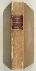 Photo 2 : NODIER. Journal de l'expédition des portes de fer.