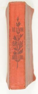 MANUEL du gradé d'artillerie. Années 1911-1912  (3)
