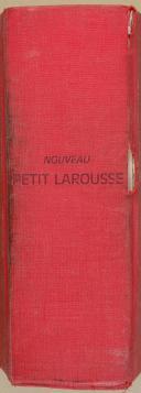 """Photo 5 : LAROUSSE - """" Nouveau petit Larousse """" - Dictionnaire encyclopédique pour tous - 1968"""