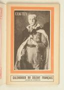 Calendrier du soldat français – octobre 1935 à septembre 1937 (2)