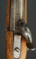 Photo 5 : FUSIL DE DRAGON RUSSE, MODÈLE 1849, MILIEU XIXème SIÈCLE..