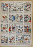 """PACHER (Jules) - """" Histoire de France depuis les temps les plus reculés jusqu'à nos jours """" - Pont-a-Mousson (6)"""