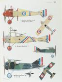 DAVILLA James J. et SOLTAN Arthur M. : FRENCH AIRCRAFT OF THE FIRST WORLD WAR.  (6)