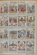 """Photo 7 : PACHER (Jules) - """" Histoire de France depuis les temps les plus reculés jusqu'à nos jours """" - Pont-a-Mousson"""