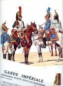 ROUSSELOT LUCIEN : GARDE IMPÉRIALE DRAGONS (II) 1804 -1815.