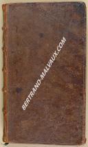 """PIERRE GANDOUIN - """" Mémoires sur la guerre où l'on a rassemblé les maximes les plus nécessaires dans les opérations de l'art militaire """" - Réédition de 1795 - 1736 (3)"""