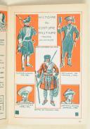 Photo 3 : Calendrier du soldat français – octobre 1934 à avril 1936