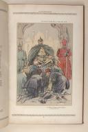 Photo 5 : RAEMAEKERS. (L.). Devant l'histoire. les origines de la guerre par Giran texte allemands et dessins inédits de Raemaekers.