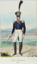 VOLLINGER. (Joseph). Grosseherzoglich badisches Militair.  (10)