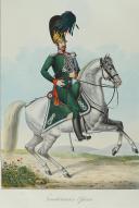 VOLLINGER. (Joseph). Grosseherzoglich badisches Militair.  (1)