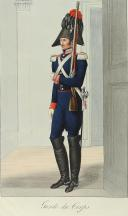 VOLLINGER. (Joseph). Grosseherzoglich badisches Militair.  (2)