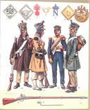 CASTERMAN, L'UNIFORME ET LES ARMES DES SOLDATS DU PREMIER EMPIRE - TOME 1  (3)