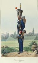 VOLLINGER. (Joseph). Grosseherzoglich badisches Militair.  (3)