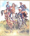 CASTERMAN, L'UNIFORME ET LES ARMES DES SOLDATS DU PREMIER EMPIRE - TOME 1  (4)