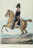 VOLLINGER. (Joseph). Grosseherzoglich badisches Militair.  (5)