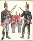 CASTERMAN, L'UNIFORME ET LES ARMES DES SOLDATS DU PREMIER EMPIRE - TOME 1  (6)
