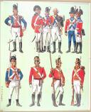 CASTERMAN, L'UNIFORME ET LES ARMES DES SOLDATS DU PREMIER EMPIRE - TOME 1  (7)