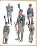 CASTERMAN, L'UNIFORME ET LES ARMES DES SOLDATS DU PREMIER EMPIRE - TOME 1  (8)