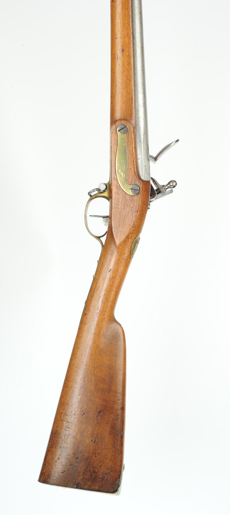 fusil de gardes