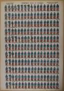 """VAGNÉ (Louis) - """" Infanterie (Tenue de Campagne) """" - Imagerie nouvelle - n° 1186"""