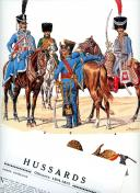 ROUSSELOT LUCIEN : HUSSARDS  OFFICIERS 1804 -1812.