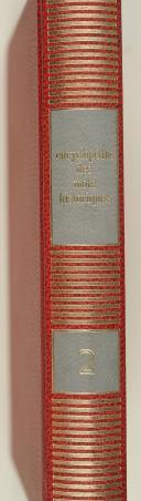 Photo 2 : Encyclopédie des mots historiques
