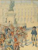 MONTORGUEIL GEORGES, ILLUSTRATIONS PAR JOB : BONAPARTE. (5)