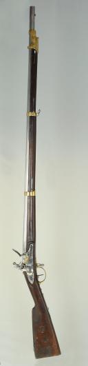FUSIL DE MARINE, MODÈLE 1816, RESTAURATION. (1)